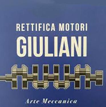 Giuliani - Rettifica motori