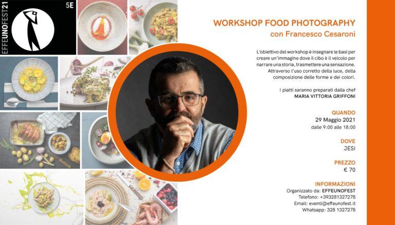 Workshop Food Photography